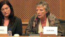 Rosen Hicher, survivante de la prostitution, au Parlement européen, 1/10/2013