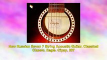 Russian Seven 7 String Acoustic Guitar Classical Classic