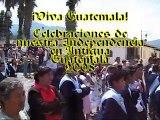 ¡Viva Guatemala! Fiestas Patrias en La Antigua Guatemala, Septiembre del 2008