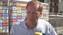 Cyclisme - Tour de France : Prudhomme «Un Tour dur, encore plus dur avec la canicule»