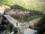 Lakhdaria ex Palestro par train (vue des Gorges) Algerie