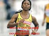 SERENA WILLIAMS OLYMPIC 2012 GOLD! PHENOMENAL FEMALE ATHLETES!!!!