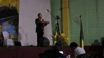 Palabras maestro de ceremonias Humberto Chuluc
