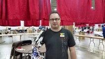 Mark VI Mindstorms Robotic Hand and Arm, Cyborg Arm