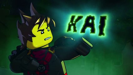 LEGO Ninjago SDCC Exclusive Clip #2 (2015)