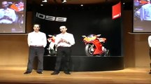 Conferenza stampa Ducati 1098