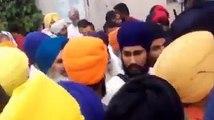 Simranjit Singh Mann vs Police