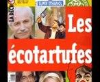Les éco-Tartuffe - Nicolas HULOT 1 sur 2