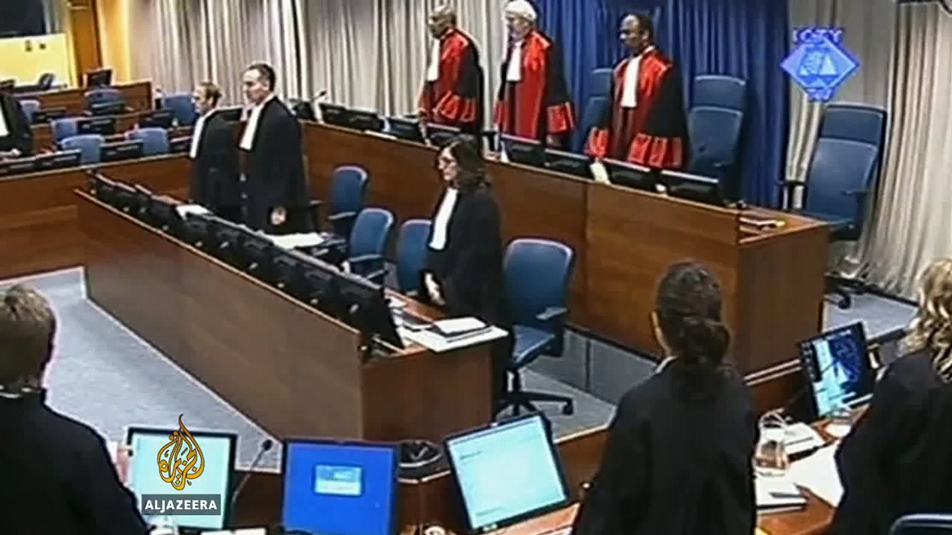 U Hagu počelo suđenje Goranu Hadžiću - Al Jazeera Balkans