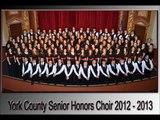 Let the River Run-York County Senior Honors Choir
