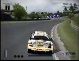 GT4 Opel Astra TC at Mid-Field arcade mode