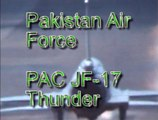 Pakistan Air Force JF-17 Thunder Paris Air Show 2015