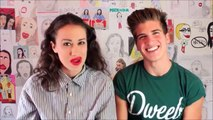 JOEY GRACEFFA & MIRANDA SINGS/COLLEEN FUNNY MOMENTS