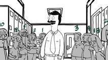 "Bob's Burgers - Behind The Scenes - ""Bob and Deliver"" Animatic Clip"