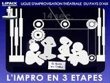 L'impro, comment ça marche ? En 3 étapes - LIPAIX - Improvisation Théâtrale
