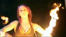 Fire Eater - Fire Eating Tricks - Fire Performer - New York - Fire Gypsy