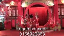 chinese culture dance for chinese new year