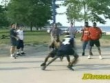 - streetball and1 hot sauce