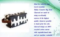 Maika Cosmetic Bag  Echo Charcoal