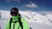 2K Snowboard Ski Edit Savognin - GoPro HERO 4 Black
