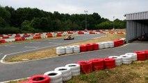 Session de Karting, circuit Buffo aux Etards