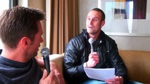 Hugh Jackman plays 'Guess Hugh' with Fitzy & Wippa