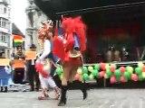 Fiesta Boliviana Bruselas 2008: Bailes Bolivianos