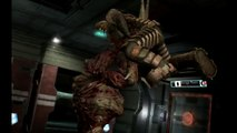 Dead Space - POOR Isaac Clarke (Hunter death scene)