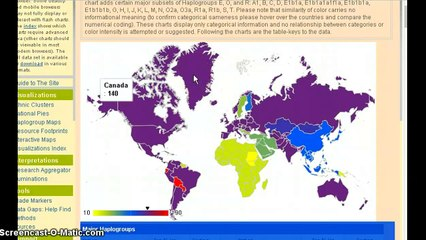Y-DNA Haplogroup Resource | Learn About, Share and Discuss Y-DNA