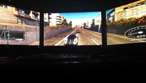 Test Drive Unlimited 2 - Pagani Zonda Cinque - Triple Monitor w/ GTX 780 Ti