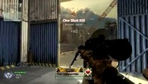 How to Quick Scope in MW2 - Commentary / Tutorial