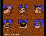 Caveman Games - NES Gameplay