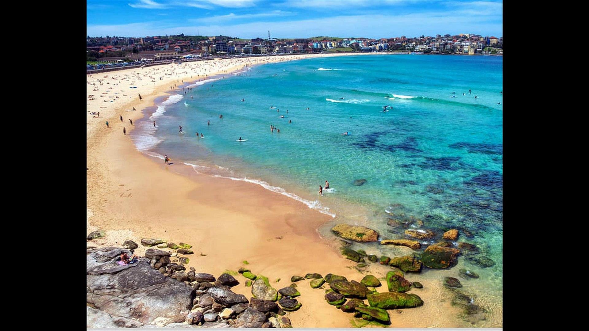 Bondi Beach   bondi beach photos & video   beach rescue    beach australia pictures