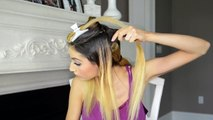 Half Up Half Down Hairstyles For Long Hair - NEW HAIRSTYLE