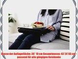 Bosign MINI Laptray Kissen- Tablett f?r Notebooks oder Laptops oder zum Fr?hst?cken Anti-Slip