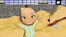 007 Cute Baby Dancing Twinkle Twinkle Little Star on Beach