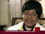 Winnie Mandela remembers Nelson Mandela