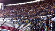 Libres y Lokos Estadio Azteca 5-Feb-2012 SILBATAZO FINAL