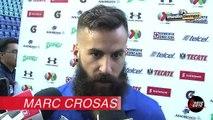 Fuimos superiores: Marc Crosas