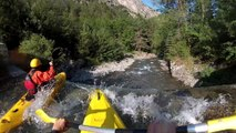 Chutes Hautes Alpes Kayak