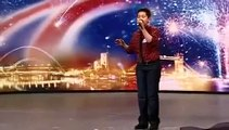 Britains got talent - Shaheen Jafargholi - 12 year old with amazing voice