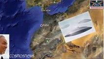Ufo in morocco !! ufo et ovni extraterrestre marrakech