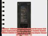 TomEasy? 135W Notebook Ladeger?t Netzteil f?r Lenovo T520 W510 ThinkPad W510 T510 T530 T430