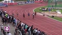 Finale 200 m Espoirs Filles