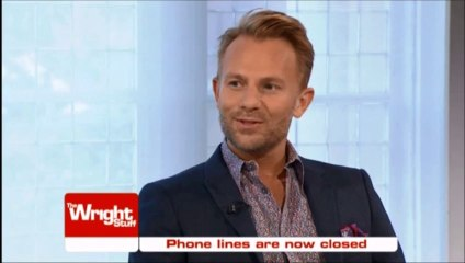 2015.07.23 Craig Robert Young @ The Wright Stuff - Channel5 UK