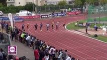 Finale 200 m Espoirs Garçons