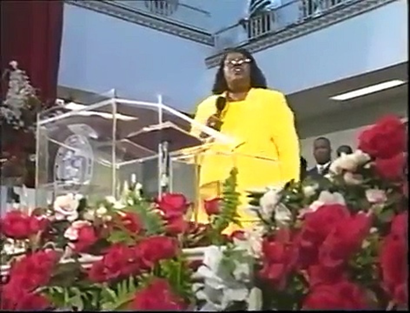 Full Gospel Holy Temple First Lady Evangelist Shirley Murray