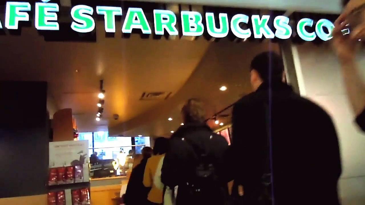 IMPÉRATIF FRANÇAIS – Starbucks Coffee
