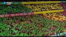 Suède 2-3 Portugal (Relato Nuno Matos) + Hymne du Portugal