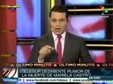 Mariela Castro habla sobre propaganda gusano mayamera que publicó iba en avión Swiftair de Argelia